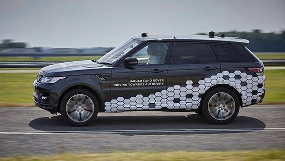 Jaguar Land Rover to offer AI and autonomous off-road tech in its vehicles soon