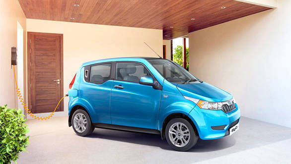 Mahindra electric vehicles