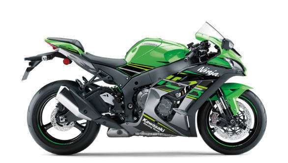 2018 Kawasaki Ninja ZX-10R bookings open in India