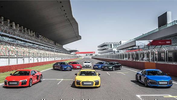 2018 Audi Sportscar Experience: Fast, fun!