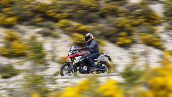 Image gallery: 2018 BMW G 310 GS