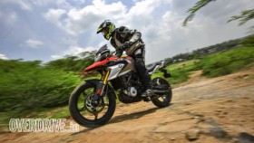 BMW G 310 GS first ride review