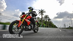 BMW G 310 R first ride review