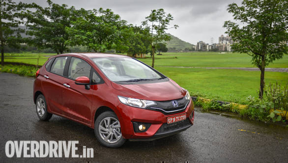 2018 Honda Jazz Review Overdrive
