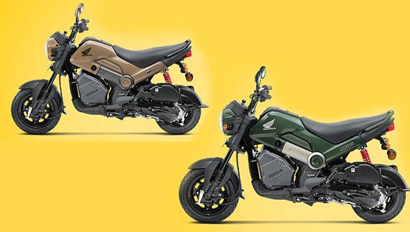 2018 Honda Navi gets two new colours, priced at Rs. 44,775
