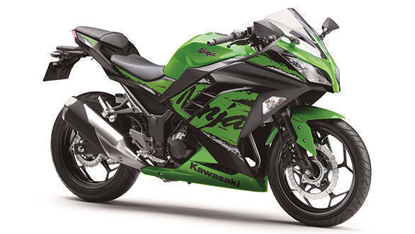 2019 Kawasaki Ninja 300 ABS launched in India at Rs 2.98 lakh