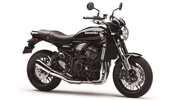 2018 Kawasaki Z900RS launched in a black paint option in India