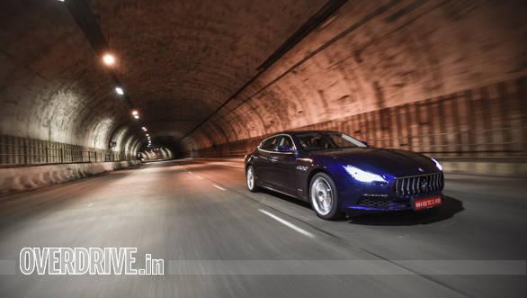 Image gallery: 2018 Maserati Quattroporte GranLusso