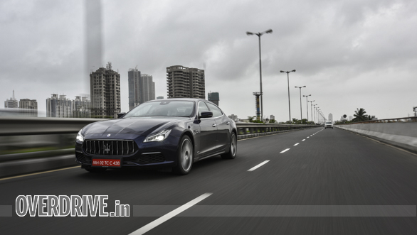 2018 Maserati Quattroporte GranLusso diesel first drive review