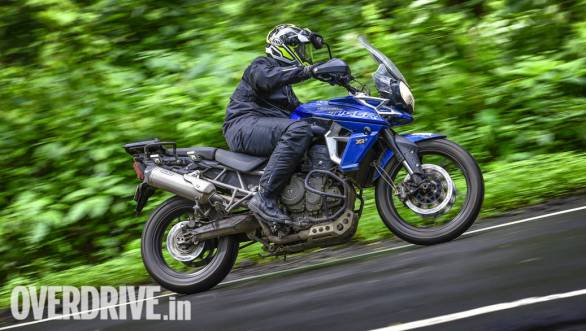 2018 Triumph Tiger 800 XRX first ride review