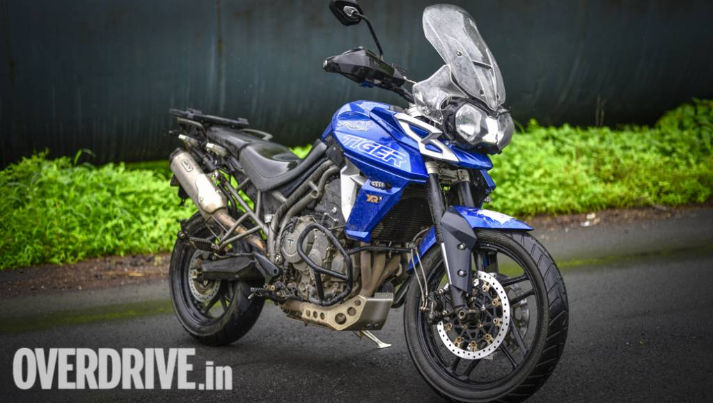 2018 Triumph Tiger 800 Xrx First Ride Review Overdrive