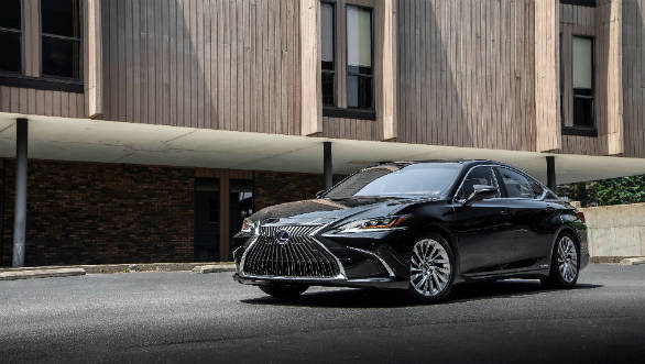 New-generation Lexus ES 300h bookings open in India, priced at Rs 59.13 lakh