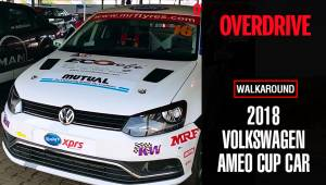 2018 Ameo Cup Car - Walk-around