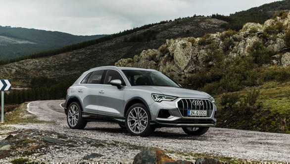 India-bound new gen Audi Q3 SUV officially unveiled