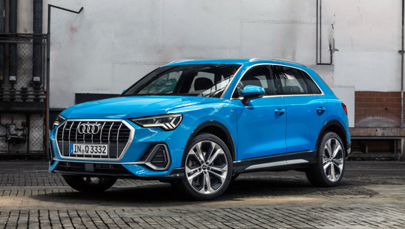 India Bound Next Gen Audi Q3 Suv Images Leaked Before Official
