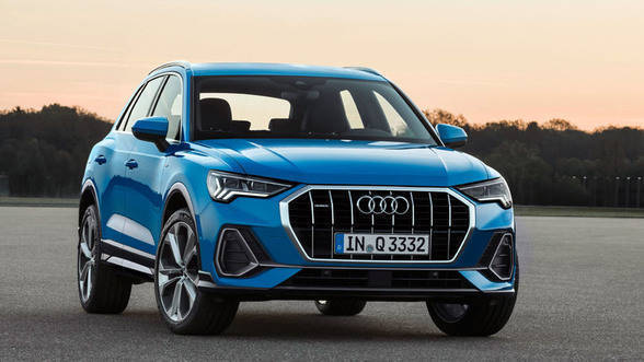 India-bound next-gen Audi Q3 SUV images leaked before official unveiling, to rival Volvo XC40