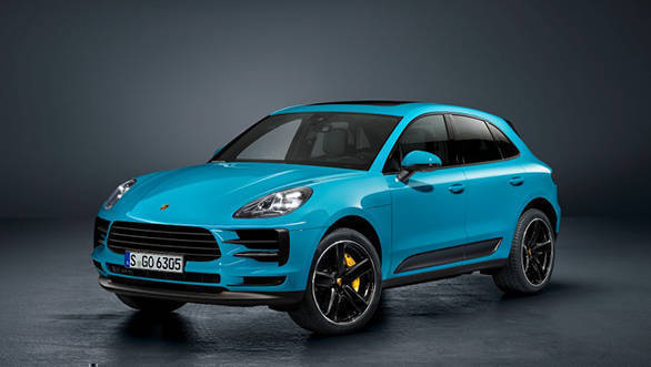 2019 Porsche Macan facelift makes global debut