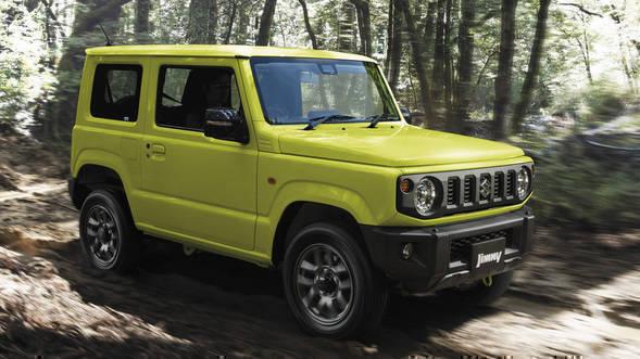 2019 Suzuki Jimny: News, Design, Release >> Maruti Suzuki Could Launch 5 Door Jimny In India But Not Before