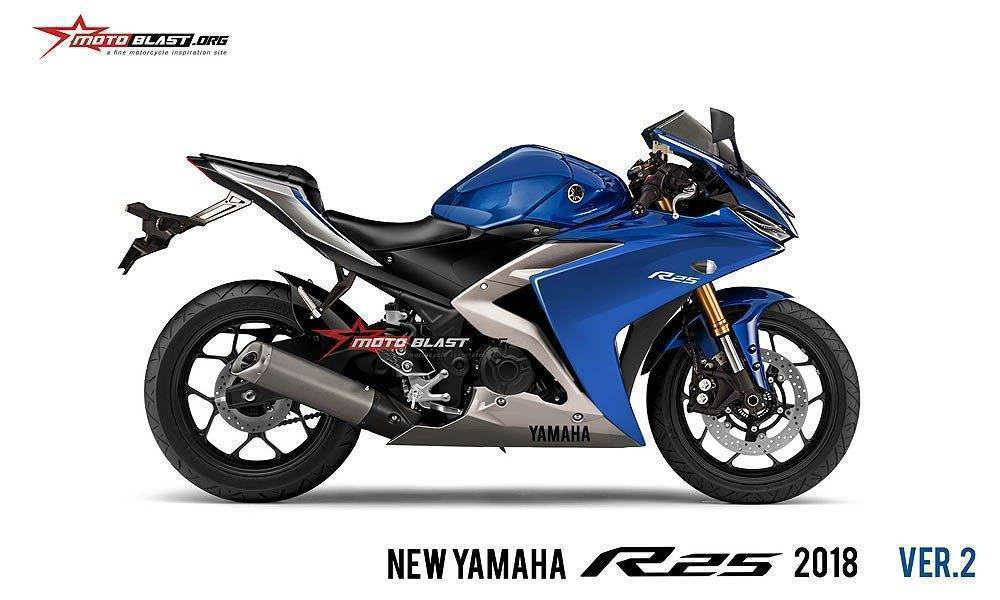 2019 Yamaha Yzf R3 Could Feature Variable Valve Timing Usd Forks