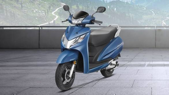 2018 Honda Activa 125 gets LED light, priced at Rs 61,245