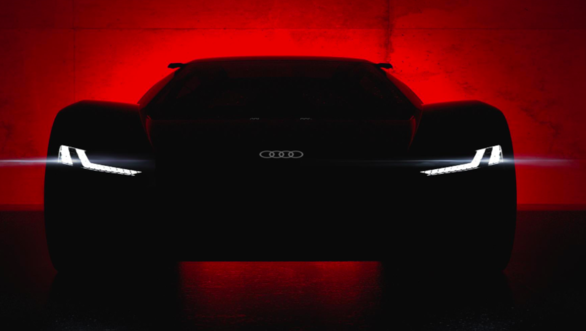 Audi PB-18 E-Tron electric supercar concept to be showcased at the 2018 Pebble Beach Car Week