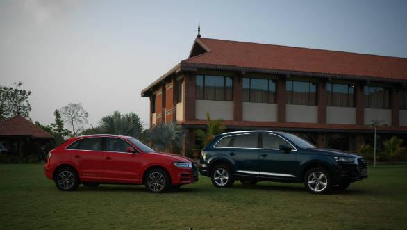 Audi Q3 and Audi Q7 SUVs launched in new 'Design Edition' trims