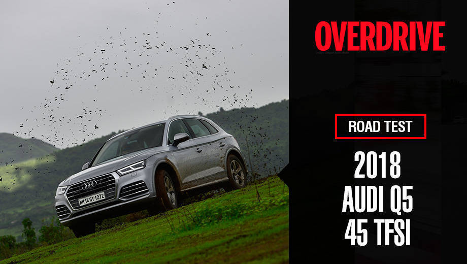 Audi Q5 45 TFSI | Road Test Video Review