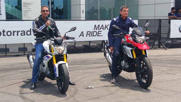 Official: BMW Motorrad India launches G 310 R and G 310 GS motorcycles at Rs 2.99 and Rs 3.49 lakh!
