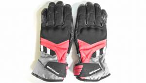 On test at OVERDRIVE: BMW Motorrad GS Dry gloves
