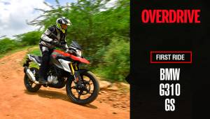 BMW G 310 GS India first ride review | Details, specifications and price