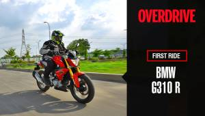 BMW G 310 R India first ride review | Details, specifications and price