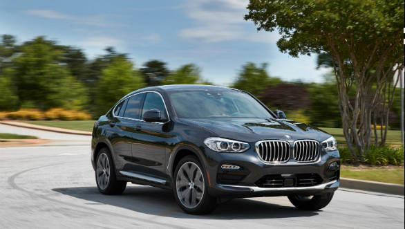 2019 Bmw X4 Coupe Suv Launched In India At Rs 60 6 Lakh Overdrive