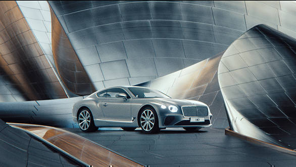 Bentley Motors enters 100th year with the premiere of a short film