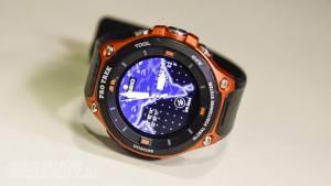 On test at OVERDRIVE: Casio Pro Trek WSD-F20 smart watch