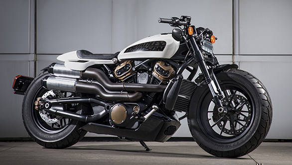 Image gallery: 2020 Harley-Davidson Custom 1250