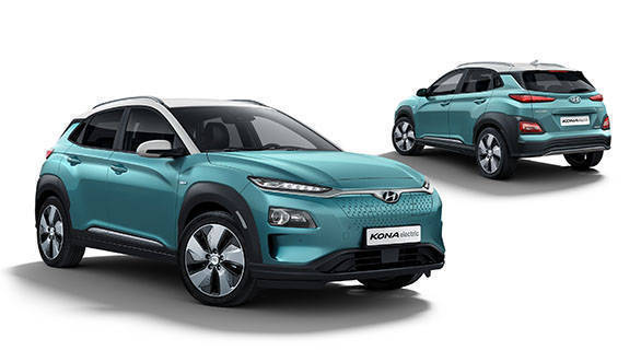 Hyundai Kona electric SUV to be initially sold through select dealerships in India