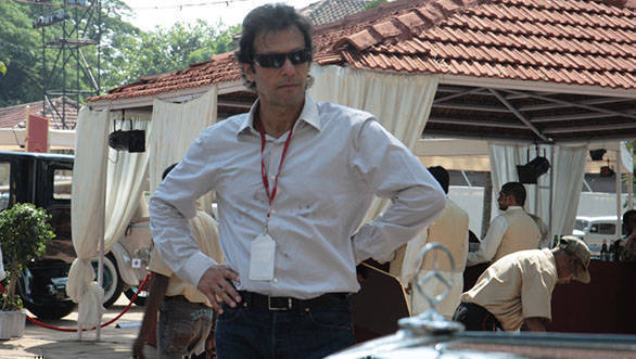 Is Pakistan's Prime Minister elect, Imran Khan a car lover?