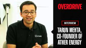 Interview: Tarun Mehta, Co-founder, Ather Energy