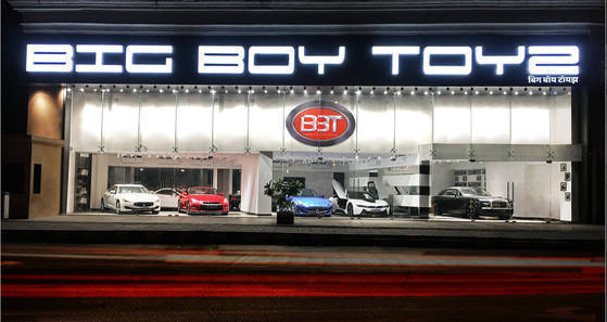 Big Boy Toyz inaugurates showroom in Mumbai