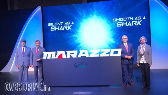 Mahindra Marazzo MPV will rival the Toyota Crysta in India