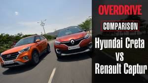 Hyundai Creta vs Renault Captur - Comparative Review