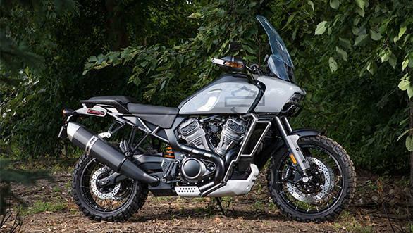 2020 Harley-Davidson Pan America