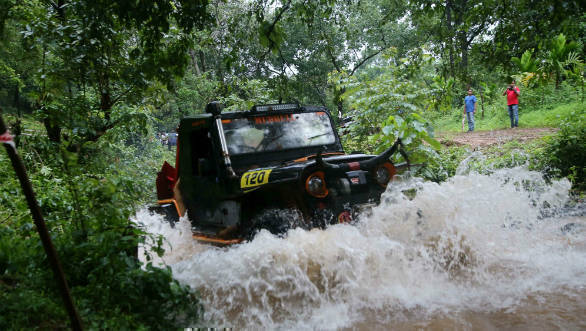 Rainforest Challenge India 2018: Sanbir Singh Dhaliwal from Gerrari Offroaders takes lead after first round of special stages