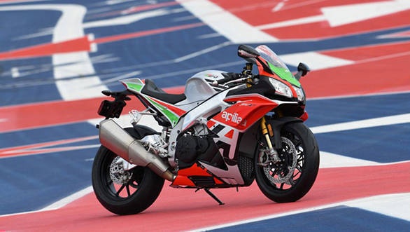 2019 Aprilia RSV4 in the works, could be more powerful than the Ducati Panigale V4