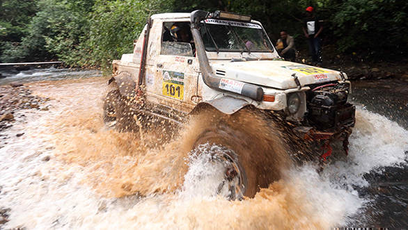 Rainforest Challenge India 2018: Jagat Nanjappa holds onto lead as event moves to more challenging terrain