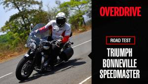 Triumph Bonneville Speedmaster | Road Test Review