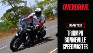 Triumph Bonneville Speedmaster | Road Test Review