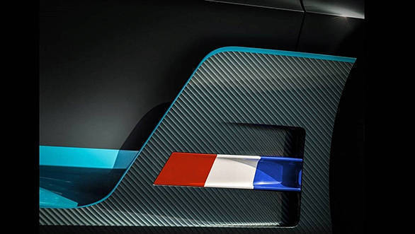 Bugatti Divo hypercar teased before August 24 global reveal