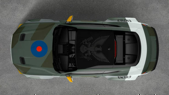 2018 Goodwood Festival of Speed: One-off Ford Mustang Eagle Squadron GT to be showcased