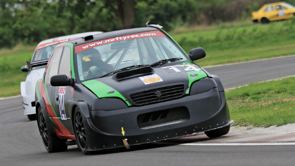 National Racing Championship 2018 : Arjun Narendran dominates the ITC class in Round 3
